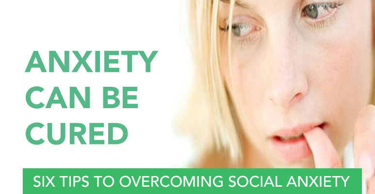Six Tips to Overcome Social Anxiety